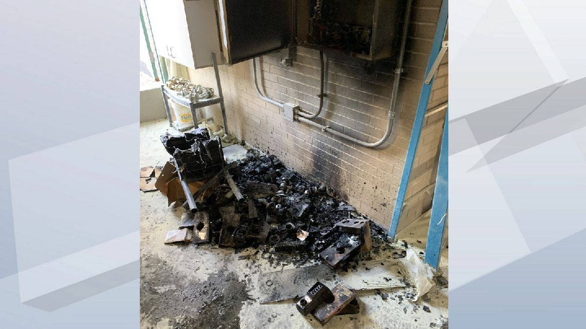 Fire quickly extinguished at Manitowoc Co. Sheriff's Office
